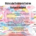 Békéscsabai Szakképzési Centrum iskolapszichológusok
